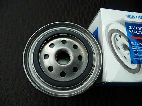 Фильтр масляный Mann Лада Веста / Х Рей для 1.6 и 1.8 двигателя
