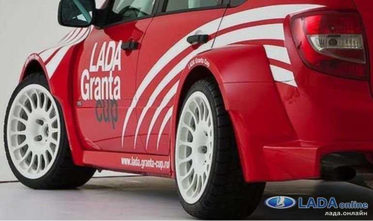 Разболтовка дисков Lada Granta 1.6 (Standart) Sedan 2012-2020