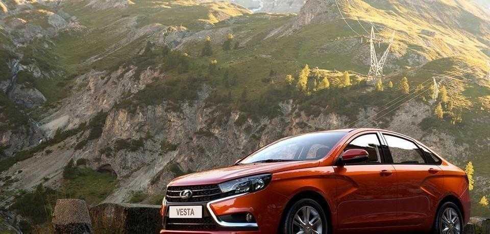 Lada Vesta будет взята за основу при создании новой модели от Mitsubishi