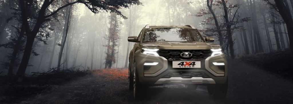 АвтоВАЗ представил новый кроссовер Lada Xcode