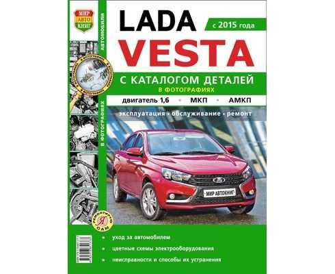 LADA Vesta SW – Руководство по эксплуатации – Официальный сайт LADA