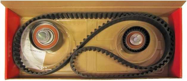 Замена ремня ГРМ Лада Гранта 8 клапанов