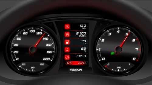 Схемы электрооборудования автомобилей Лада Ларгус (Lada Largus)
