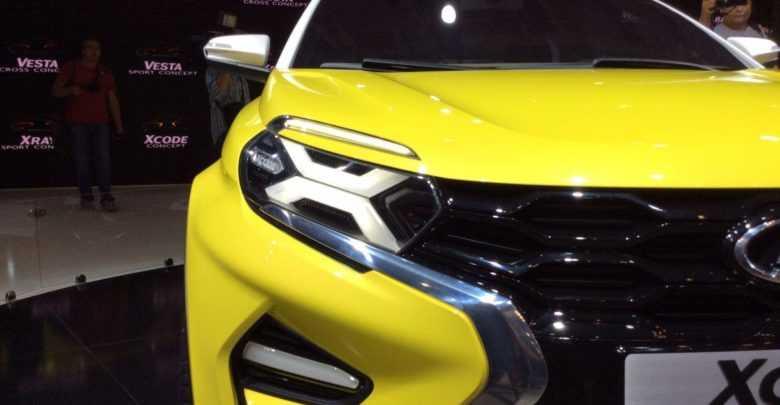 Lada XCODE – дата выхода в продажу в мире и в России