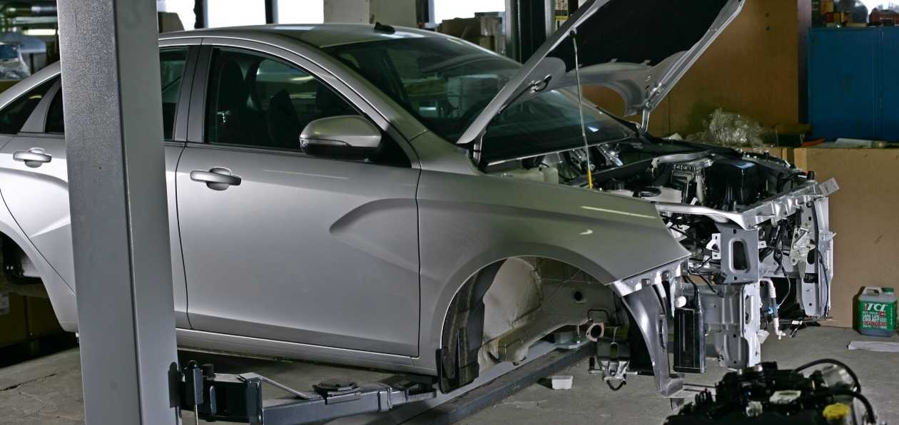 Лада Веста 2015, 2016, 2017, 2018, 2019, седан, 1 поколение, 2180 технические характеристики и комплектации
