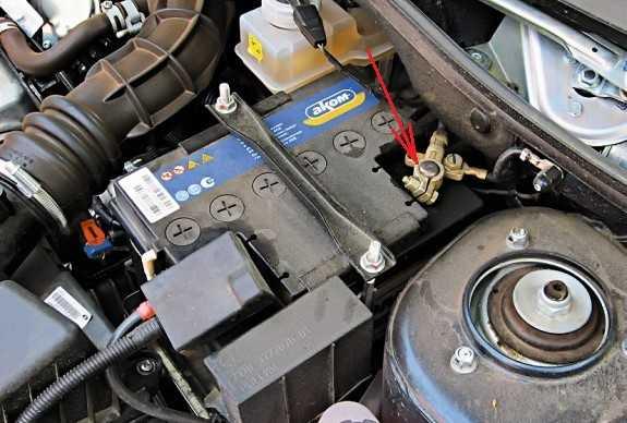 Правила замены лампочек на автомобиле Лада Гранта