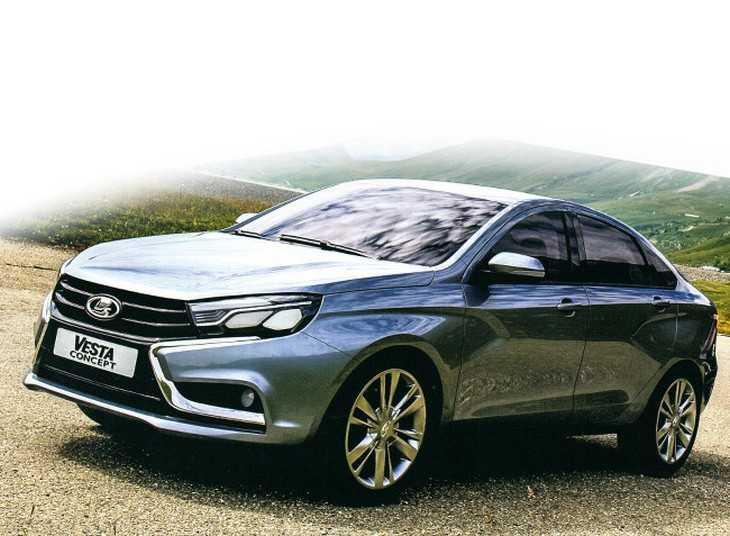 Все что известно об оцинковке кузова автомобилей Лада: Веста, Гранта, Х рей и Ларгус