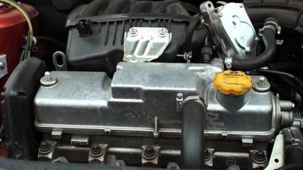 Двигатель Гранта 8 клапанов: особенности мотора ВАЗ 21116