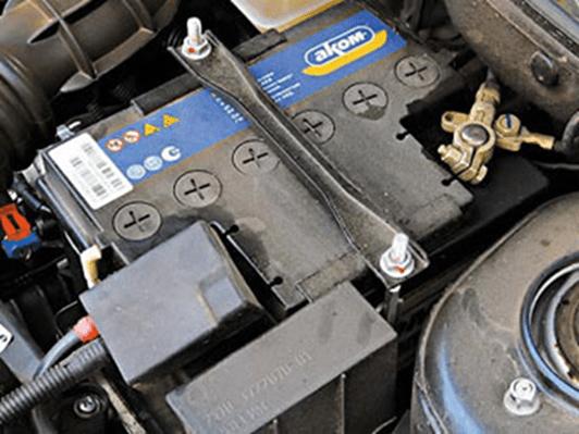Аккумулятор Лада Гранта | электрика и электроника Лада Гранта