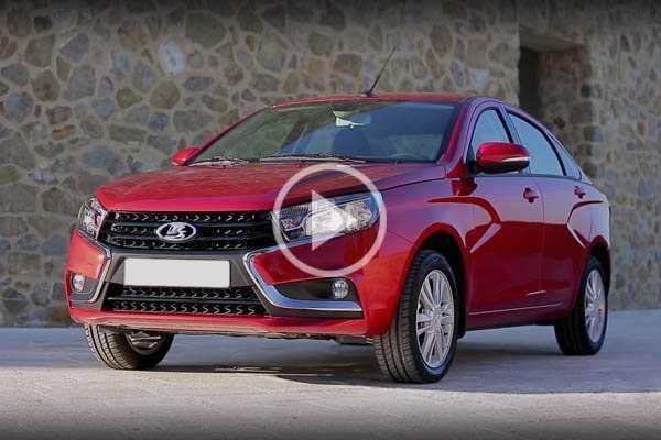 Тюнинг и запчасти для Lada Vesta по самым низким ценам