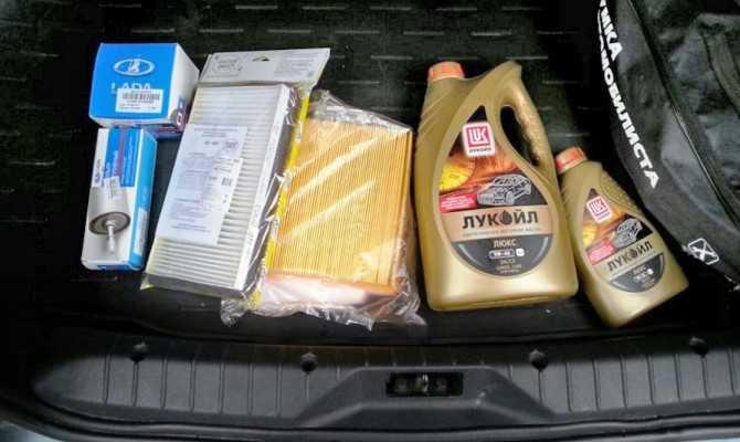 Выбор моторного масла для автомобиля «lada granta»