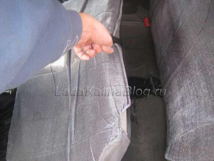 Схема СУПБ Калина 2, Гранта, Datsun в версии с 4 подушками безопасности