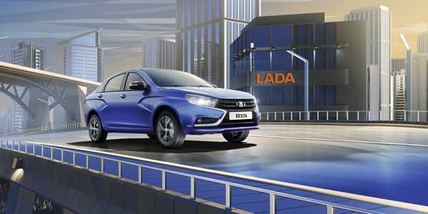 Lada Vesta 2021 года