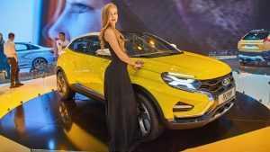 Lada XCODE: цена и варианты комплектации