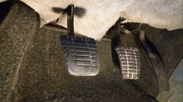 Тугая педаль сцепления: причины и способы ремонта