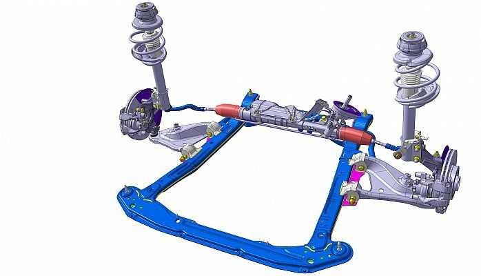 Лада Веста – конструктивные особенности нового отечественного автомобиля
