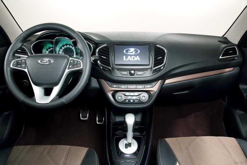 Технические характеристики новой Lada Vesta