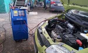 Нормы заправки кондиционеров на российские автомобили » Заправка кондиционера авто спб