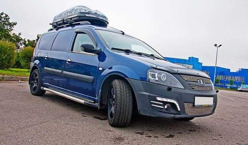 Какие б/у фургоны-иномарки можно купить вместо новой Lada Largus