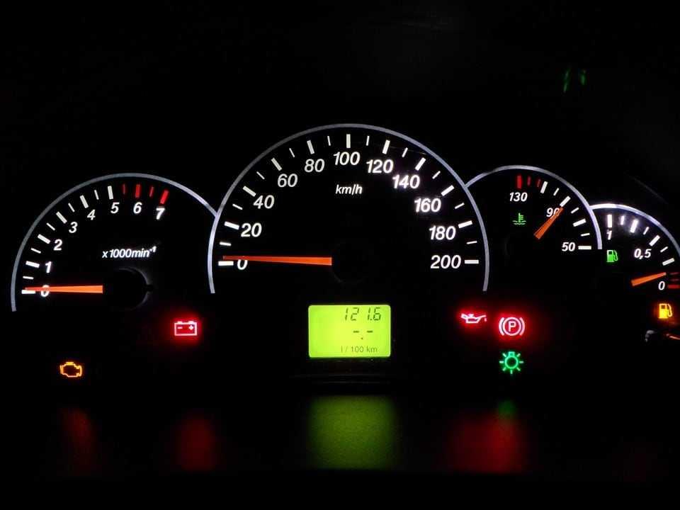 Замена подсветки приборной панели приора - Всё об автомобилях Лада ВАЗ