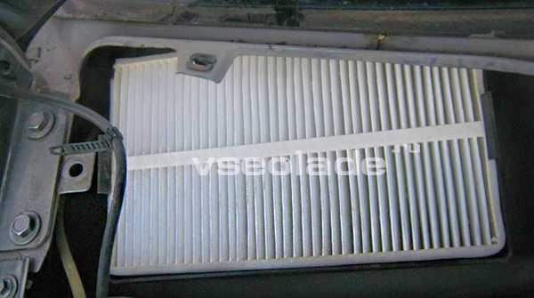 🚘 Как часто менять салонный фильтр в автомобиле ВАЗ   ▼ О Ладе ▼