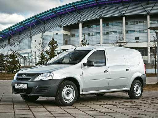 LADA Largus фургон от 557 910 руб. – Цены и комплектации –  Официальный сайт LADA