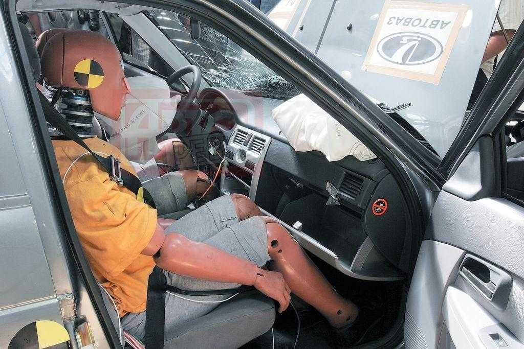 Диагностика системы надувных подушек безопасности Lada Priora » Лада.Онлайн - все самое интересное и полезное об автомобилях LADA