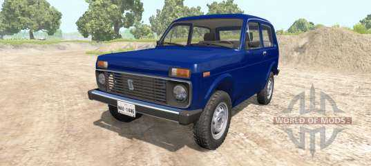 "ВАЗ-2170 ""Лада Приора"" для BeamNG Drive"