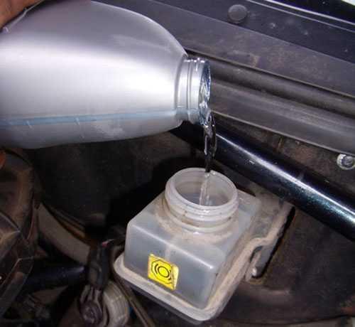 Сколько надо тормозной жидкости для полной, частичной замены | АВТОСТУК.РУ