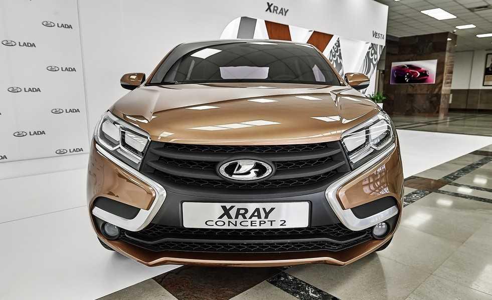Сравнительный обзор Lada XRAY 2019 и 2018 модельных годов » Лада.Онлайн - все самое интересное и полезное об автомобилях LADA