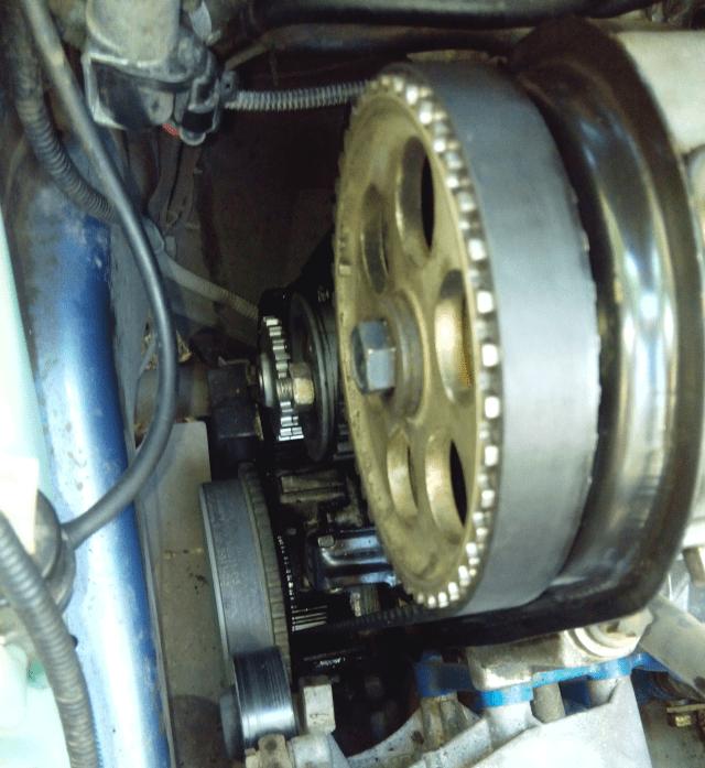 Замена ремня ГРМ на 8-ми клапанной Лада Калина самостоятельно