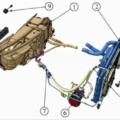 Лада Приора климатическая система Panasonic устройство, техобслуживание, поиск и устранение неисправностей