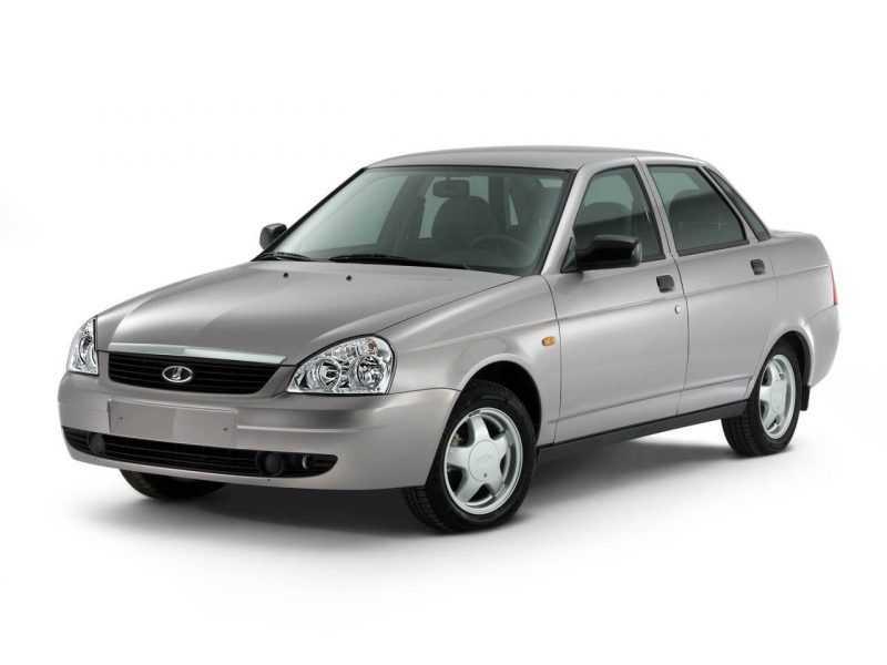 Лада Приора седан или ВАЗ 2170 (2007 - 2018) |