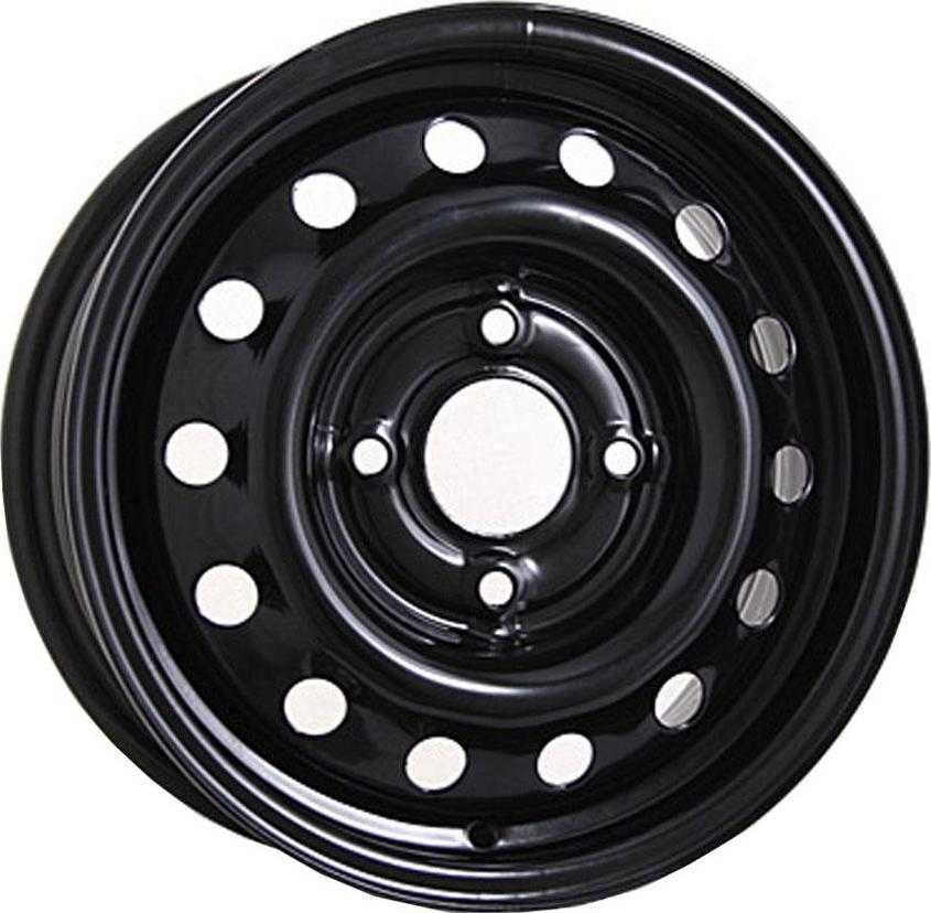 Mefro Wheels LD515001B Lada Largus/Vesta Черный в KOLOBOX Москва. Все размеры дисков Mefro Wheels LD515001B Lada Largus/Vesta Черный