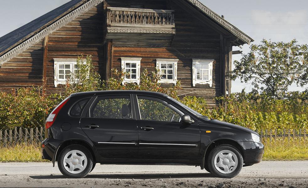 Сочная новинка: история создания Lada Kalina - КОЛЕСА.ру – автомобильный журнал