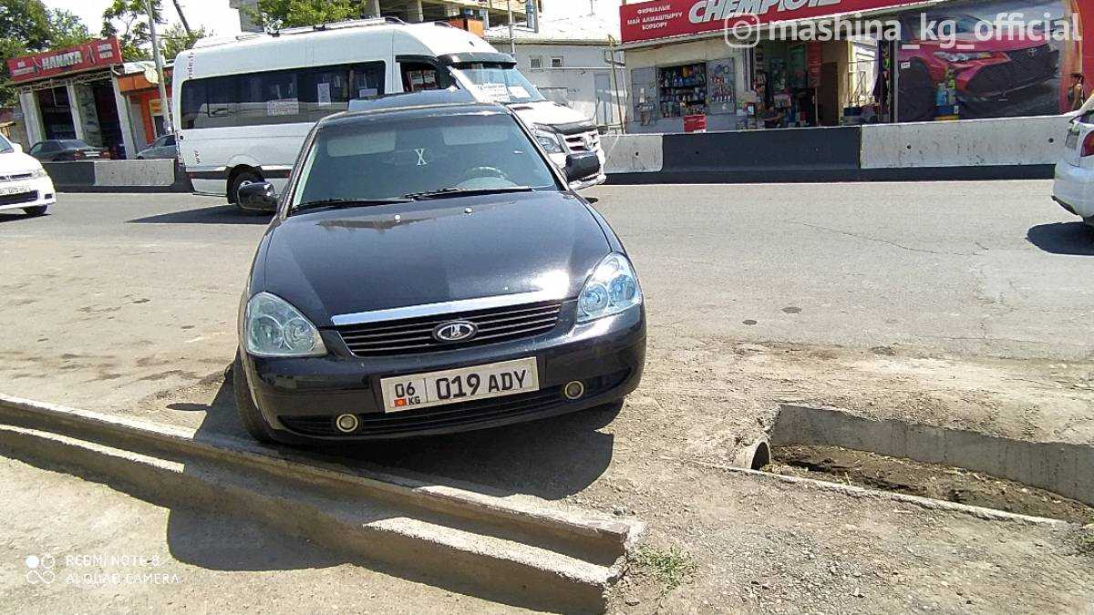 Продажа ВАЗ Приора в Кыргызстане | Продажа автомобилей в Кыргызстане