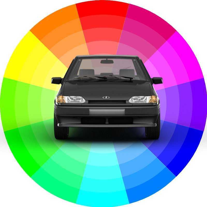 Как узнать код краски по VIN коду автомобиля