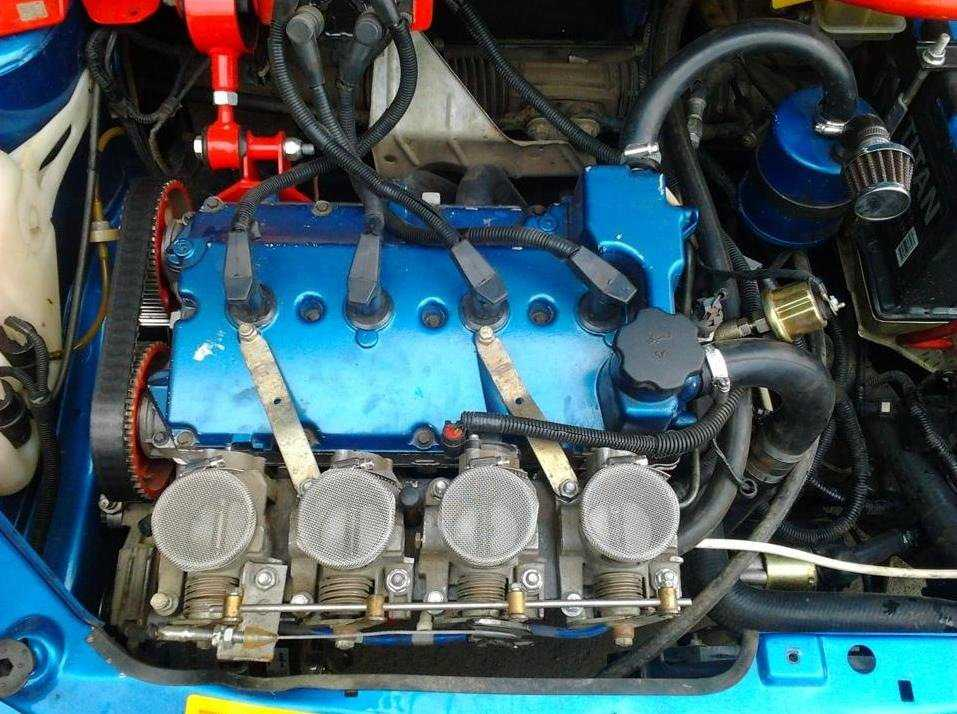 Тюнинг двигателя приоры 5 способов