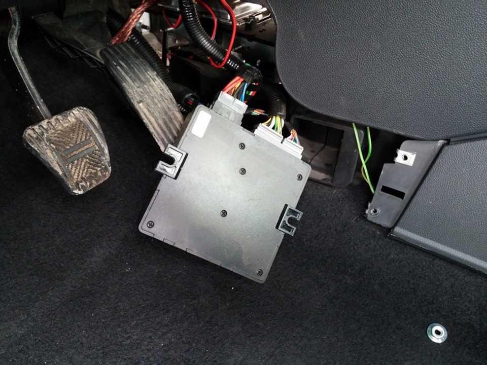 Противоугонное устройство LADA 110 PRIORA в Балашихе 🥇