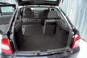 Размеры багажников Lada Priora Sedan - Таблицы размеров