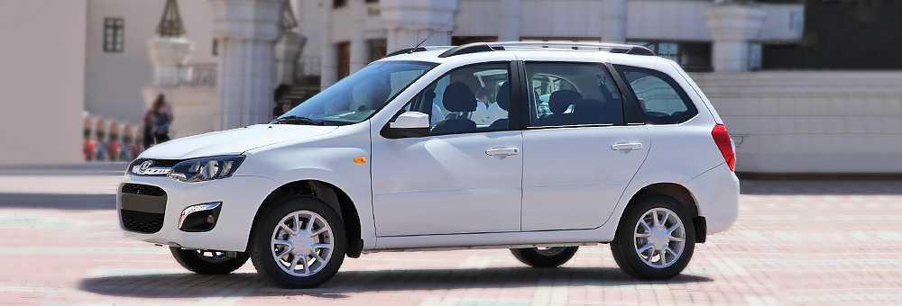 Lada Kalina Cross Classic - комплектация и технические характеристики на Драйве