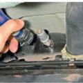 Как защитить лючок бензобака, ставим электрозамок на LADA » Лада.Онлайн - все самое интересное и полезное об автомобилях LADA