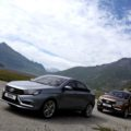 Сравнение Lada Vesta и Lada XRay | Технические характеристики, плюсы и минусы | Видео и фото