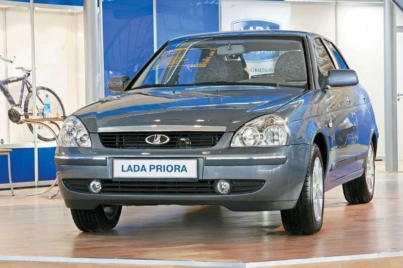 Технические характеристики ВАЗ Priora 2170 седан с 2007 года: подробно — Бибипедия