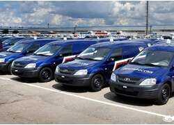 Почта РФ получит более 1000 автомобилей Lada Largus » Лада.Онлайн - все самое интересное и полезное об автомобилях LADA