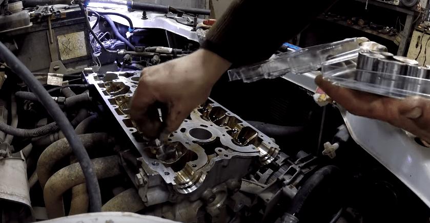 ➤ Замена гидрокомпенсаторов на Ладе Гранта 16 клапанов